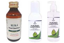 Ahaan Healthcare - Hand Sanitizers